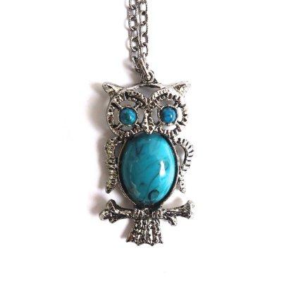 古着 通販 ビンテージ フクロウネックレス【Owl】VINTAGE Necklace