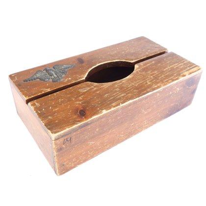 古着 通販 ビンテージ ティッシュボックス【U.S.ARMY】【1940~1950's】VINTAGE Tissue Case