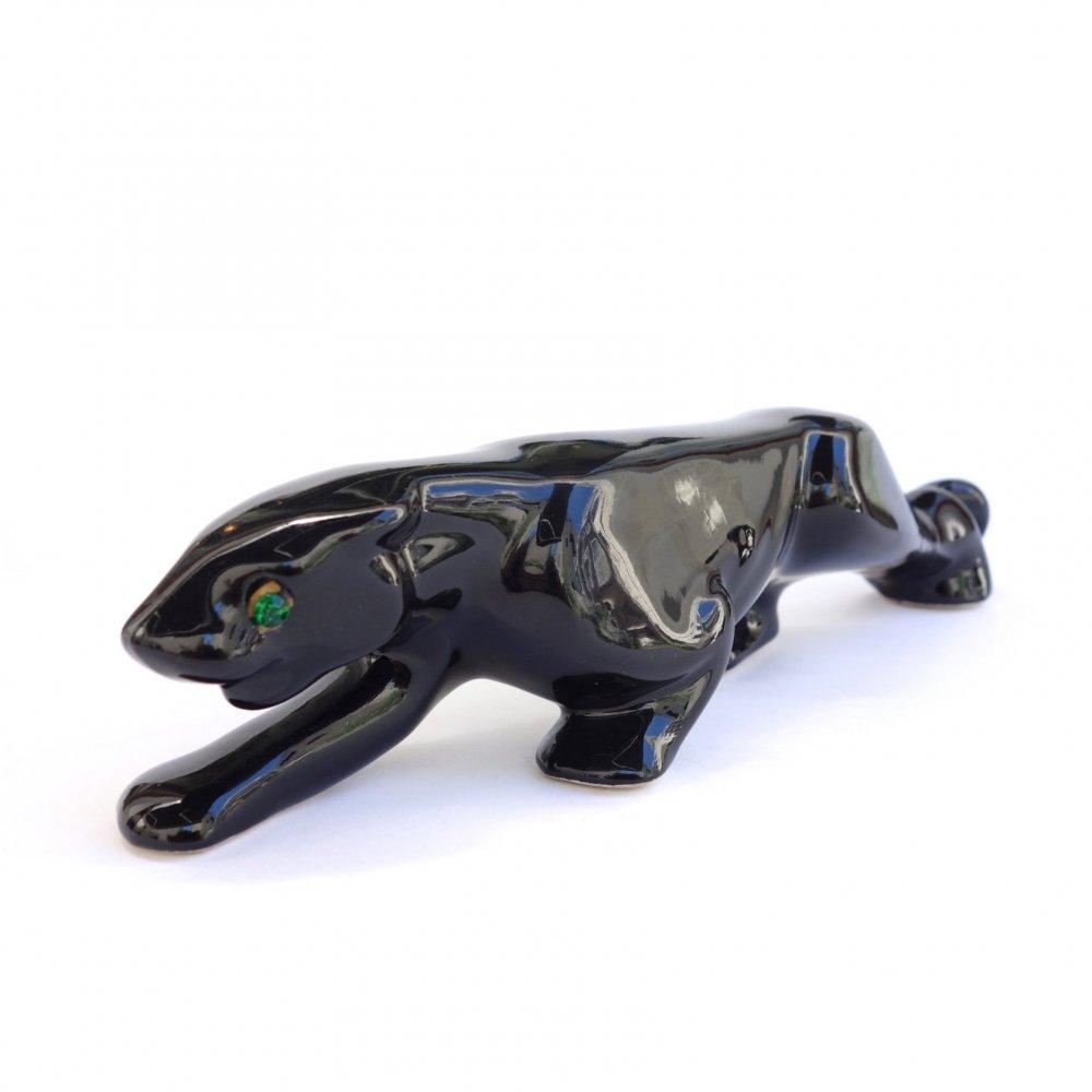 古着 通販 ビンテージ ブラックパンサー 陶器【1950's】VINTAGE BLACK PANTHER
