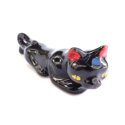 古着 通販 ビンテージ ブラックキャット 陶器【1960's】VINTAGE BLACK CAT