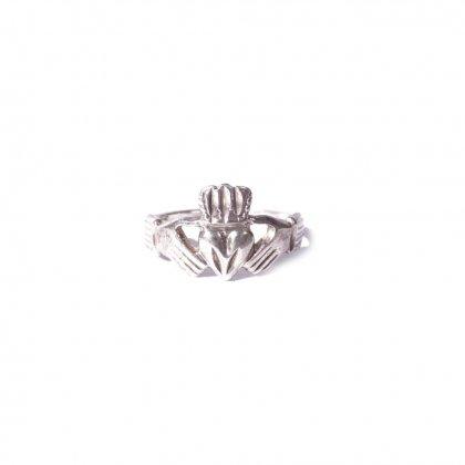 古着 通販 ビンテージ クラダーリング【vintage Claddagh Ring】