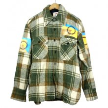 TARZANKICK!!!<br /><br />Remake Wool Jacket