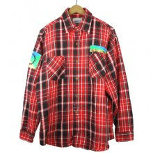TARZANKICK!!!<br /><br />Remake Check Shirt