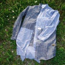 nusumigui<br /><br />Check Long Shirt
