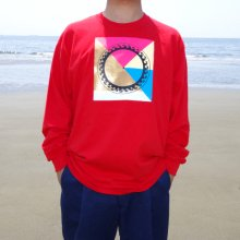 TARZANKICK!!!<br /><br />Hand Painted Long Tee