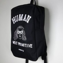 TARZANKICK!!!<br /><br />Backpack <br />-NEXT PRIMITiVE HUMAN-