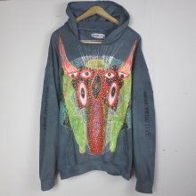 TARZANKICK!!!<br /><br />FFC(Forest Field Civilization)  Hand painted Special Parka