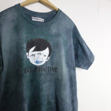 TARZANKICK!!!<br /><br />Hand Painted&Dyeing Tee<br />�NEXT PRIMITIVE�