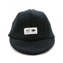 TONBOW<br /><br />KILT KNIT CAP <br />-BLACK-
