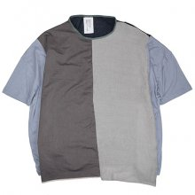 nusumigui<br /><br />Gray Mix Tee