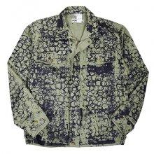 TARZANKICK!!!<br /><br /> Hand Silkscreen<br /> Vintage Work  Jacket<br />