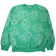 TARZANKICK!!!<br /><br /> Special Green Sweat<br /> (one of a kind) <br />