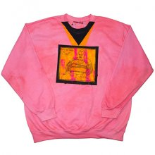 TARZANKICK!!!<br /><br /> Special Pink Sweat<br /> (one of a kind) <br />