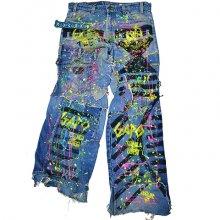 TARZANKICK!!!<br /><br />Custom Jeans