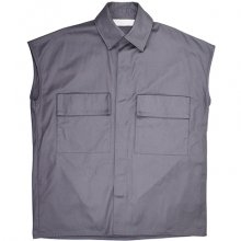 osakentaro<br /><br />Sleeveless Jacket