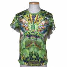 impro ARLEccHINO <br /><br />Patterned All Over T-shirt<br />【iA001】