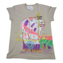 TARZANKICK!!!<br />ターザンキック<br />Drawing T-shirt