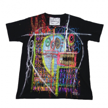 TARZANKICK!!!<br />ターザンキック<br />Drawing T-shirt   【TK003】
