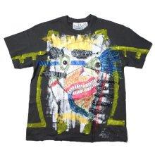 TARZANKICK!!!<br />ターザンキック<br />Drawing T-shirt  【TK006】