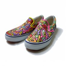 TARZANKICK!!!<br /><br />Hand Paint Sneaker
