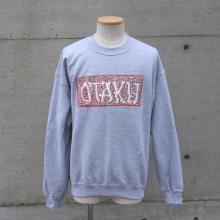 TARZANKICK!!!<br /><br />Hand Print Sweat Box Logo<br />�OTAKU�