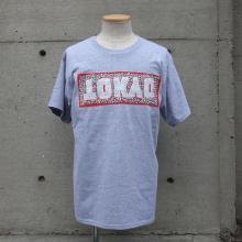 TARZANKICK!!!<br /><br />Hand Print T-shirt Box Logo