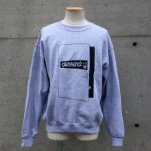 TARZANKICK!!!<br /><br />Hand Printed Sweat<br />�へや展�