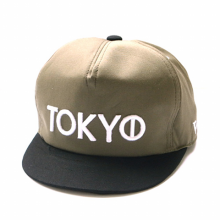 TONBOW<br /><br />TOKYO CAP  <br />-ARMY OLIVE-<br /> 【TW013】