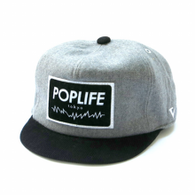TONBOW<br /><br />POPLIFE CAP<br />-WOOL GRAY-<br /> 【TW017】