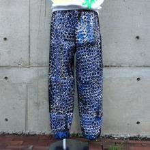 TARZANKICK!!!<br /><br />Hand Printed  Sweat Pants<br />【TK032】