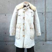 50s Vintage Sheepskin Boa Coat<br /><br />【Vi002】