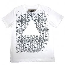 PUZZLE<br /><br />hand painted Tee�Triangle�