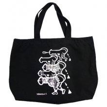 TARZANKICK!!!<br /><br />Dick Tote Bag