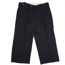 puzzle<br /><br />solid cropped pants