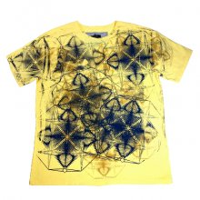 PUZZLE<br /><br />Hand Printed Tee