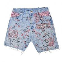 TARZANKICK!!!<br /><br />Denim Shorts
