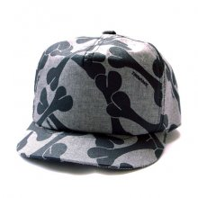 TONBOW<br /><br />TW KING! BIG BONE CAP -GRAY-