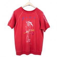 TARZANKICK!!!<br /><br />Hand Printed Remake Sweat �game�
