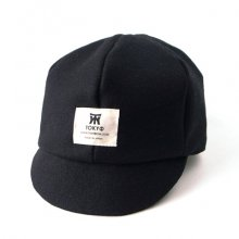 TONBOW<br /><br />CITY CAP -BLACK-