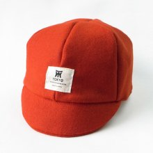 TONBOW<br /><br />CITY CAP -RED-
