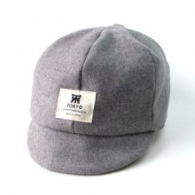 TONBOW<br /><br />CITY CAP -GRAY-