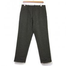 GEGENLESEN<br /><br />Wool Pants