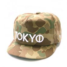 TONBOW<br /><br />TOKYO CAP -LIGHT CAMO-