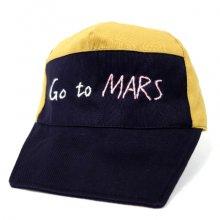 TONBOW×TARZANKICK!!!<br /><br />PLATE CAP -Go to MARS-
