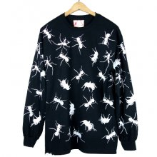 TARZANKICK!!!<br /><br />Long Tee�White Ant�