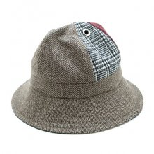 TONBOW<br /><br />EXTRA JUNGLE HAT <br />-TWEED MIX-