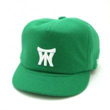 TONBOW<br /><br />TOKYO BB CAP<br /> -GREEN-