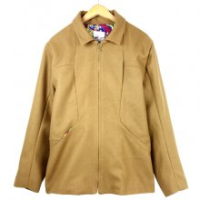 TARZANKICK!!!<br /><br />Wool Jacket<br />-Camel-