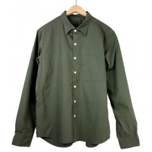 TARZANKICK!!!<br /><br />Original Cotton Shirt<br />-Khaki-
