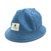 TONBOW<br /><br />JUNGLE MIX HAT <br />-SOFTDENIM-